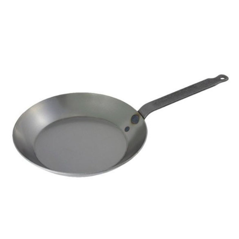 "Matfer Bourgeat Matfer Bourgeat Carbon Steel 11"" Fry Pan"