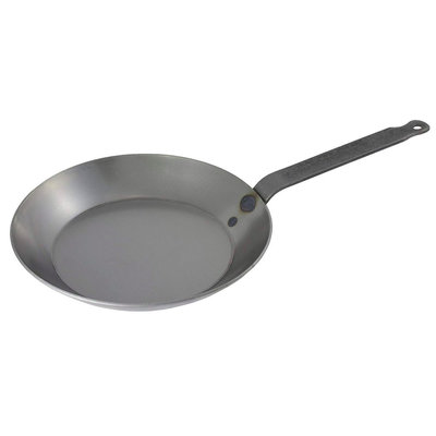 "Matfer Bourgeat Matfer Bourgeat Carbon Steel 9.5"" Fry Pan"