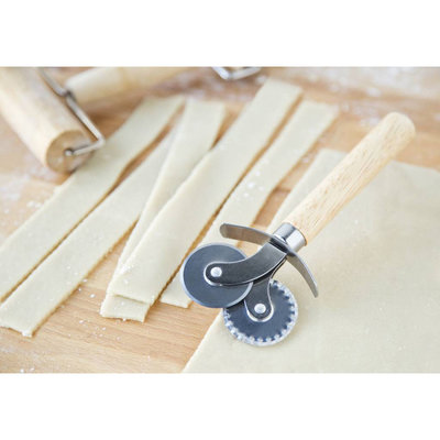 Fox Run Double Pastry Cutter Wheel FR
