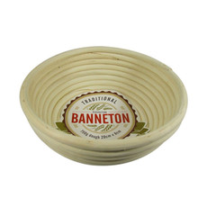 "Banneton Eddington's Banneton 750g Round Boule Miche 8""x3"""