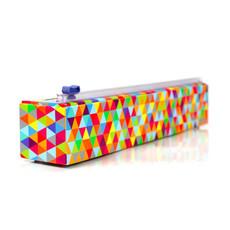 ChicWrap ChicWrap Plastic Wrap Dispenser - Triangles