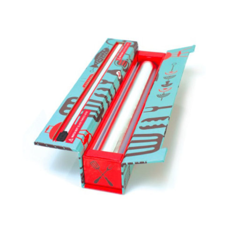 ChicWrap ChicWrap Foil Dispenser - BBQ Tools (Teal)