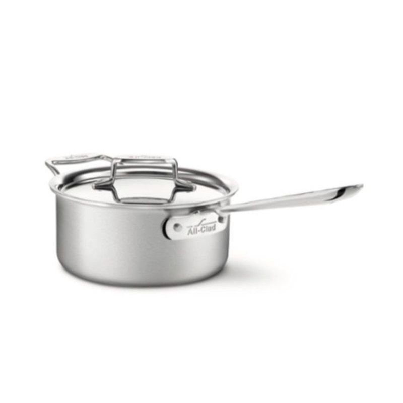 All-Clad All-Clad 3-Qt d5 Brushed Saucepan