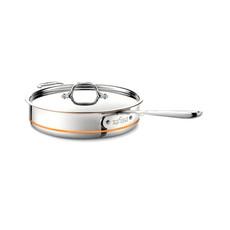All-Clad All-Clad 3-Qt Copper Core Sauté Pan