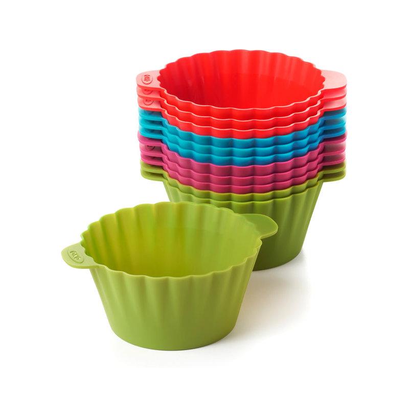 Danesco OXO Silicone Muffin/Cupcake Cups