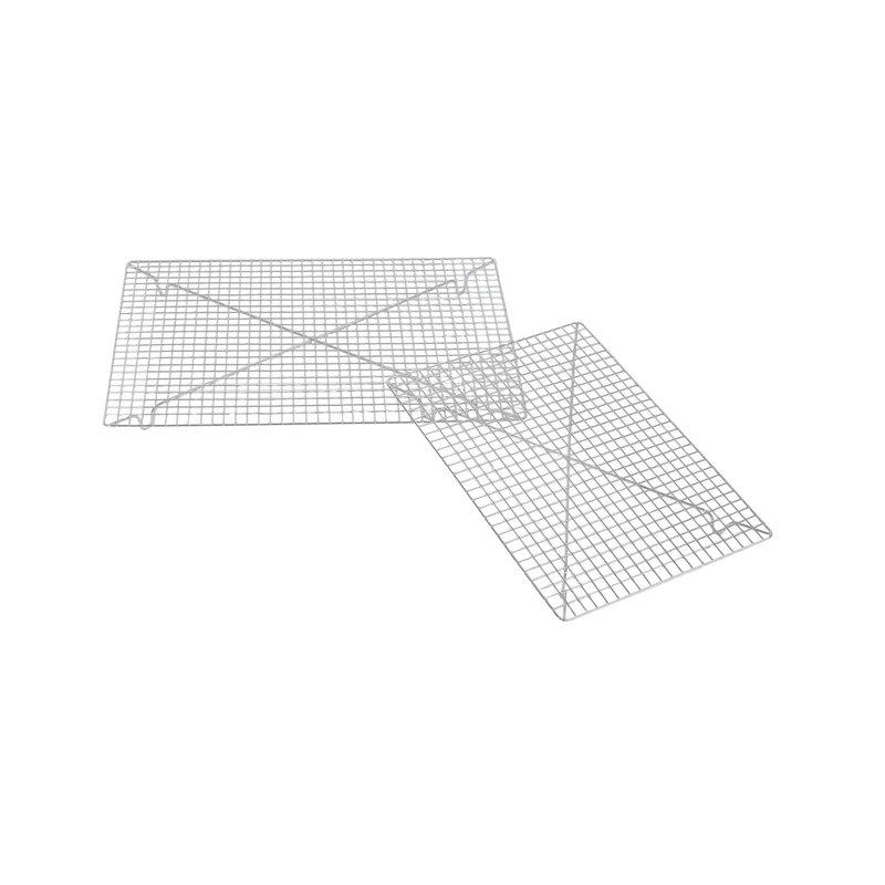 Fox Run Cooling Rack - Grid Chrome 18.75 x 12.75