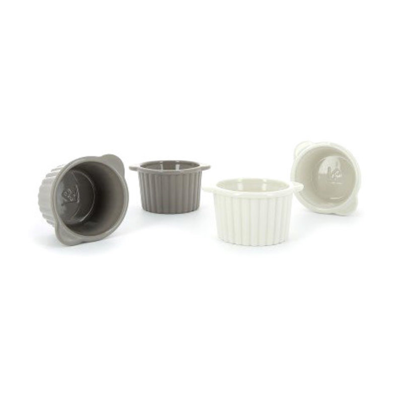 Revol Revol Ramekin Creme Set of 2