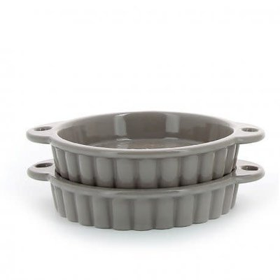 Revol Revol Tartlet Pan Grey set of 2