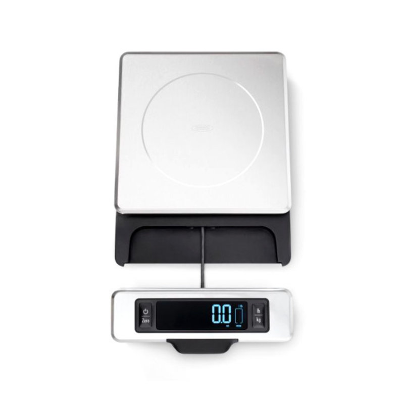 OXO OXO Stainless Steel 11lb Digital Food Scale