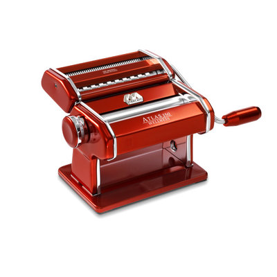Atlas Marcato Marcato Red Atlas 150 Pasta Machine