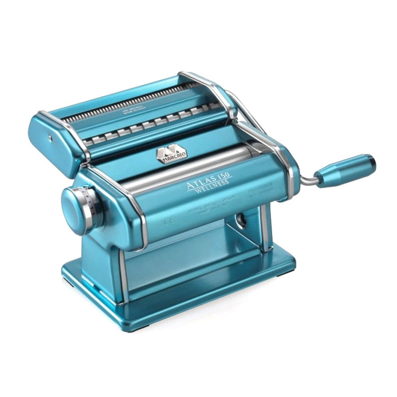 Atlas Marcato Marcato Ice Blue Atlas 150 Pasta Machine