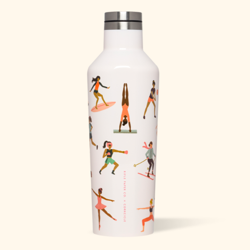 Corkcicle Canteen - 16oz Sports Girls Rifle x Corkcicle 475ml