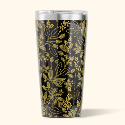Corkcicle Corkcicle Tumbler- 16oz Queen Anne Rifle Paper 475ml