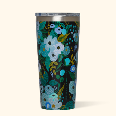 Corkcicle Tumbler- 16oz Garden Party Rifle Paper 475ml