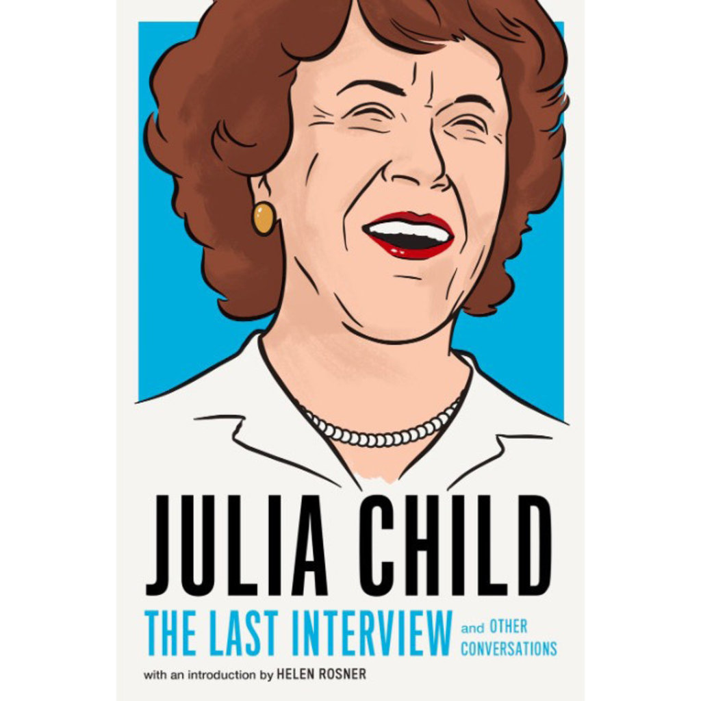 Julia Child The Last Interview