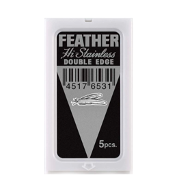 Feather Blades - 5-Pack