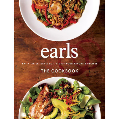 Earl's - The Cookbook