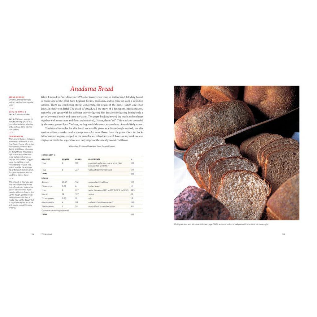 The Bread Baker's Apprentice - Peter Reinhart