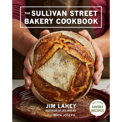 Sullivan Street Bakery Cookbook - Jim Lahey