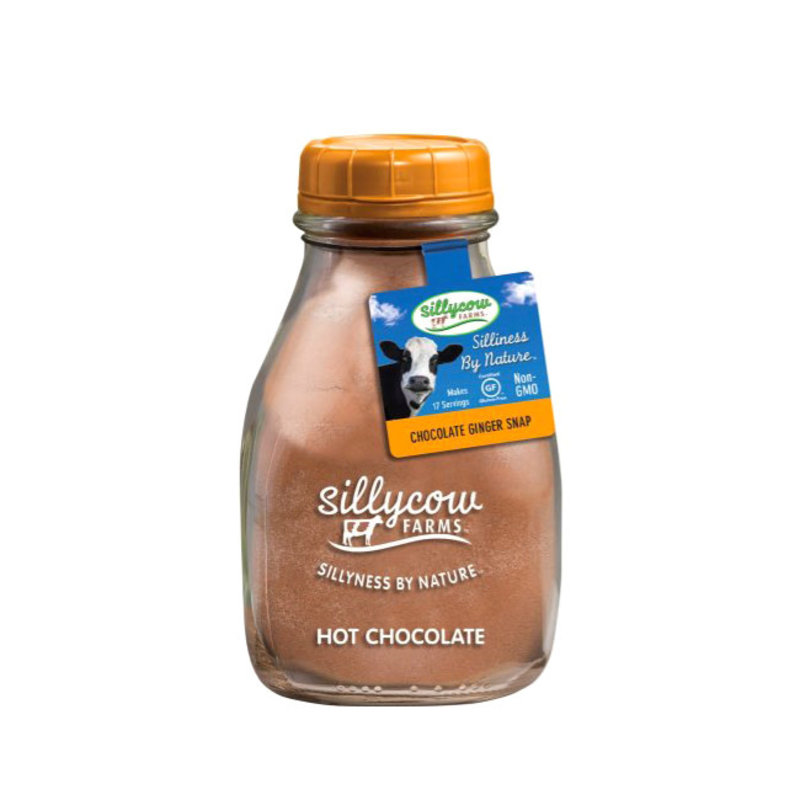 SillyCow Silly Cow Gingersnap Hot Chocolate