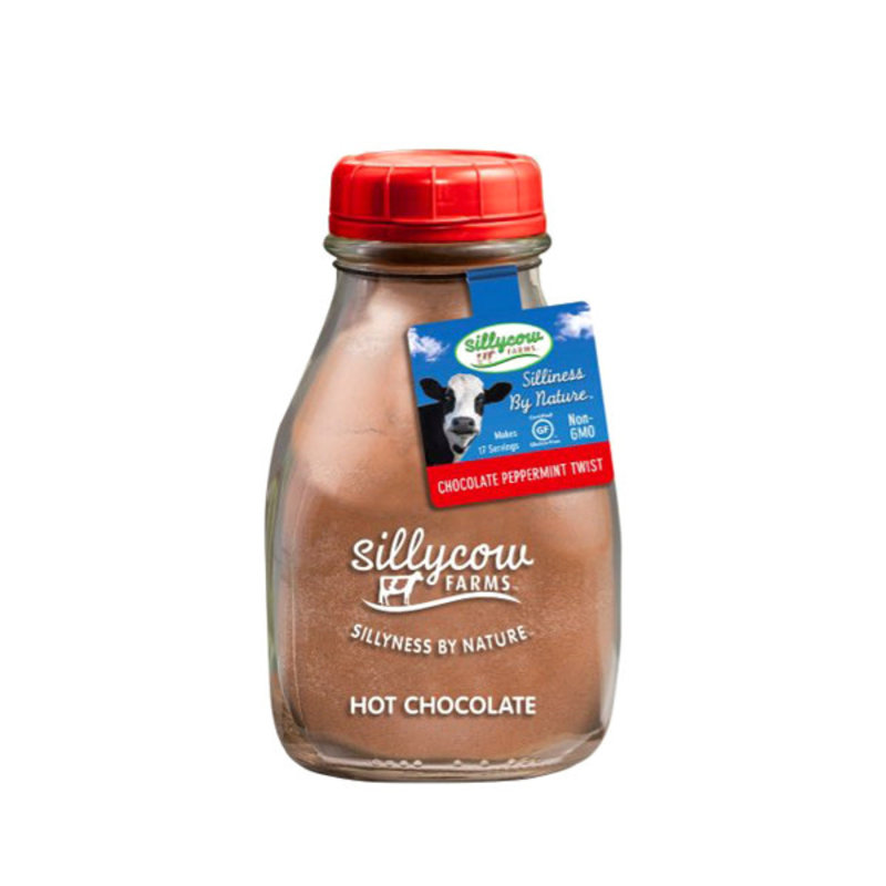 SillyCow Silly Cow Peppermint Twist Hot Chocolate