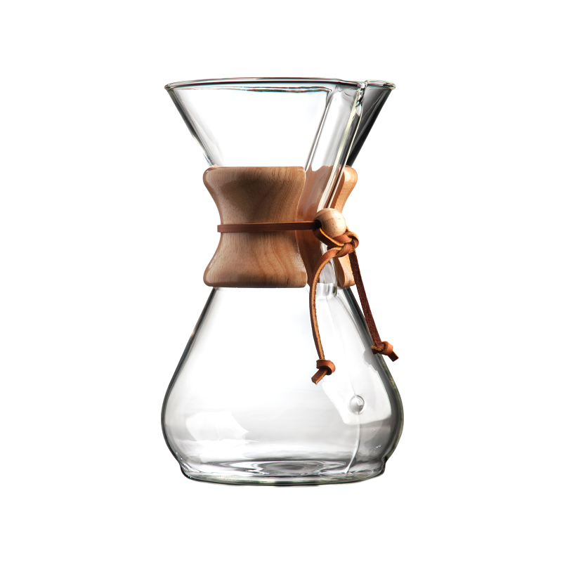 Chemex Chemex Classic 8-cup pour over coffee maker