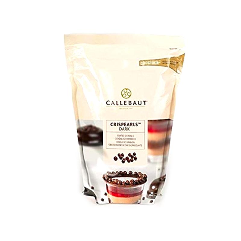 Callebaut Callebaut Crispearls - Dark Choc 800g