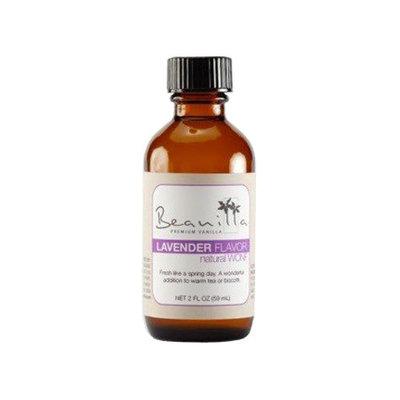 Beanilla Natural Lavender Flavor 2 fl oz