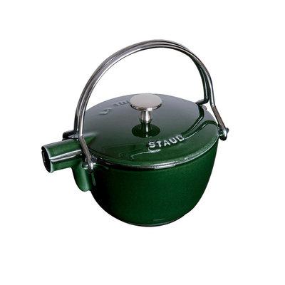 Staub Staub 1.1L / 1.16-Qt Basil Teapot