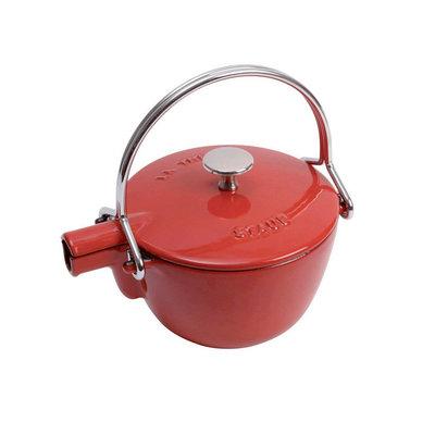 Staub Staub 1.1L / 1.16-Qt Cherry Teapot