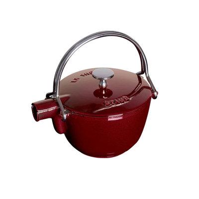 Staub Staub 1.1L / 1.16-Qt Grenadine Teapot