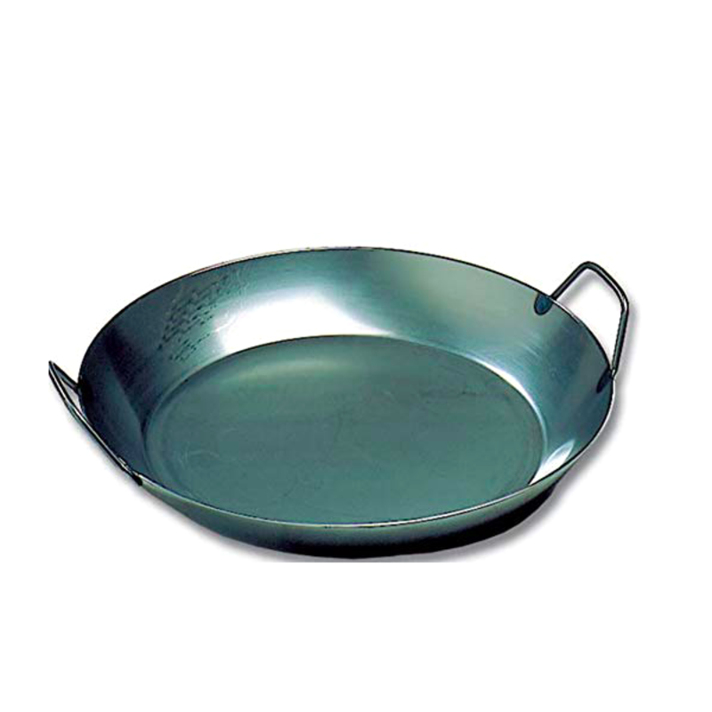 "Matfer Bourgeat Matfer Bourgeat Carbon Steel 15.75"" Paella Pan"
