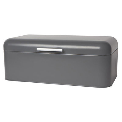 Danica/Now Designs Bread Bin Large - Matte Charcoal