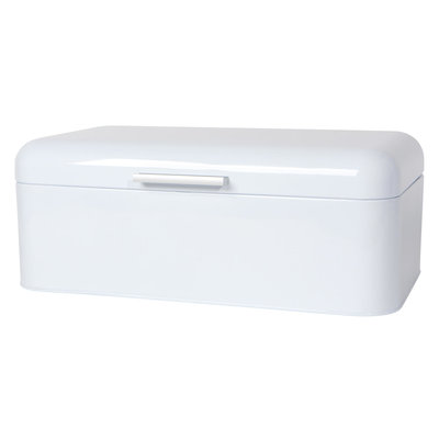 Danica/Now Designs Bread Bin Large - White