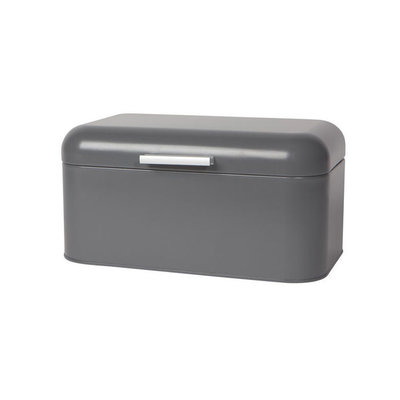 Danica/Now Designs Bread Bin Small - Matte Charcoal