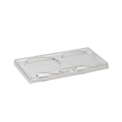 Cole & Mason Mill Tray Acrylic