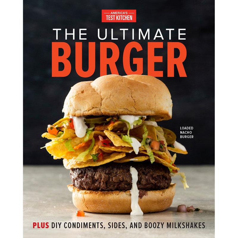 The Ultimate Burger - ATK