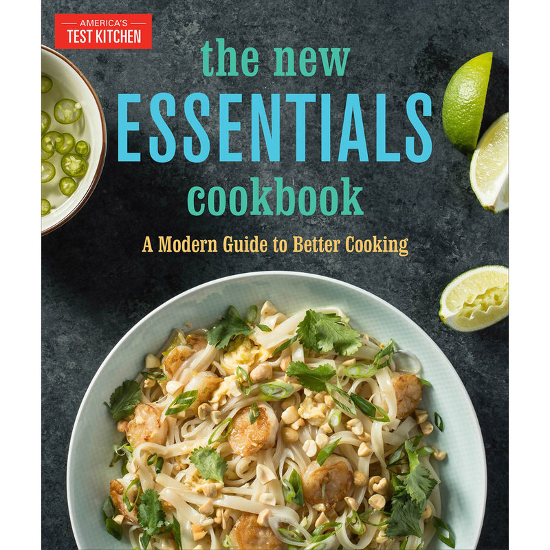 The New Essentials Cookbook - ATK