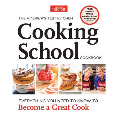 ATK Cooking School Cookbook - ATK