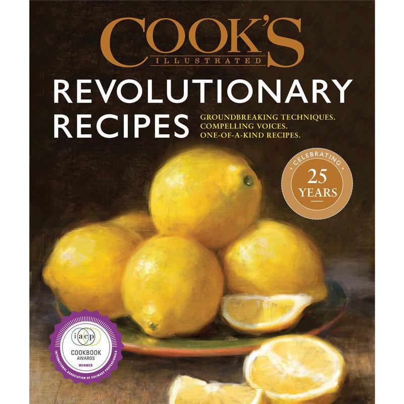 Cooks Illustrated Revolutionary Recipes - ATK