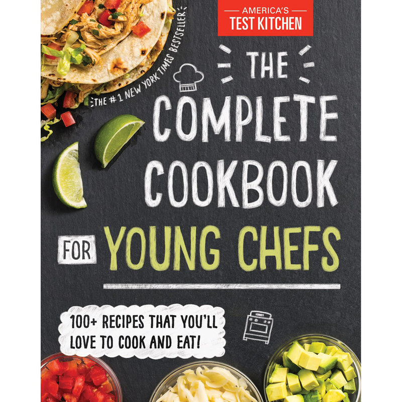 Complete Cookbook for Young Chefs - ATK