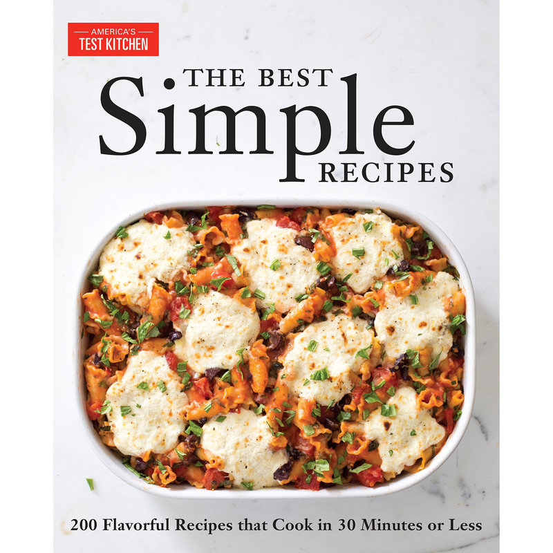 The Best Simple Recipes - ATK
