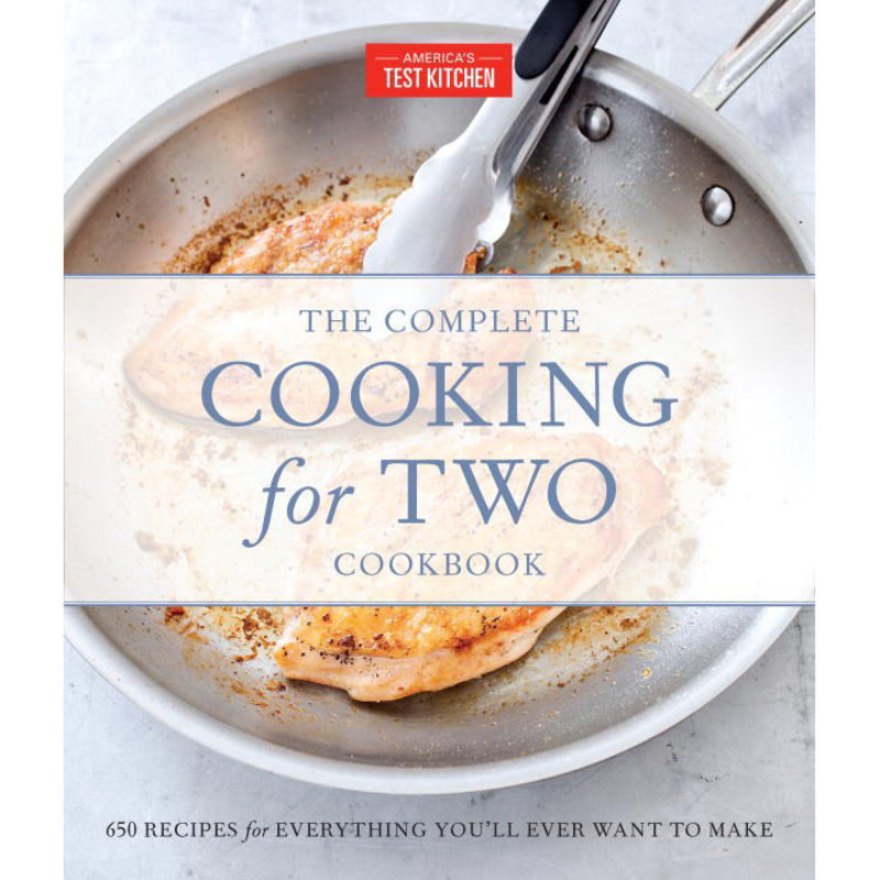 Complete Cooking for Two Hardcover - ATK