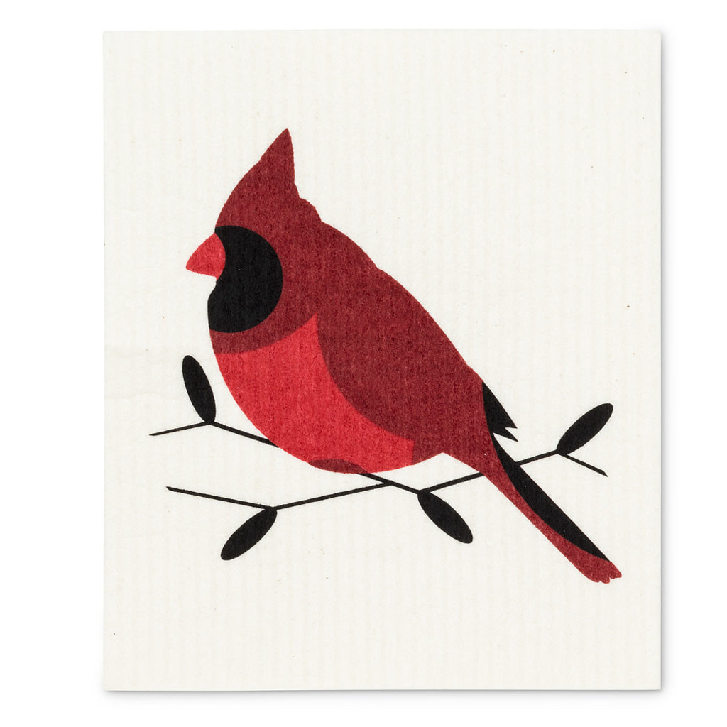 Abbott Cardinal Swedish Dishcloth