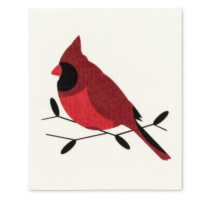 Abbott Cardinal Swedish Dishcloth