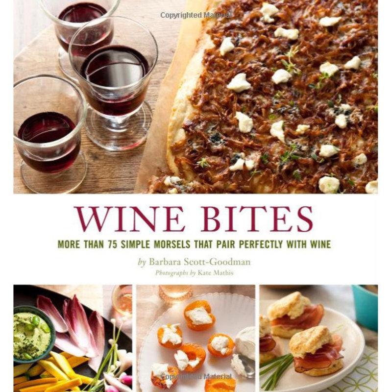 Wine Bites - Barbara Scott-Goodman
