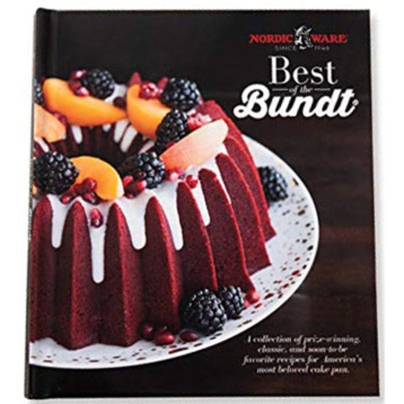 Nordicware Best of Bundt Cookbook