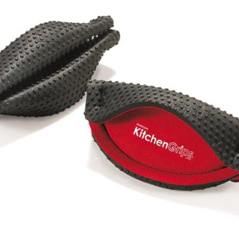 KG Handle Holders Short -  Red/Black