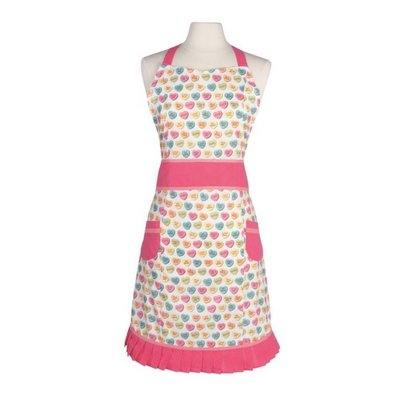 Danica/Now Designs Apron Betty Sweet Hearts