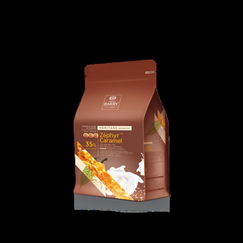 Cacao Barry CB Zephyr Caramel 35% 2.5kg